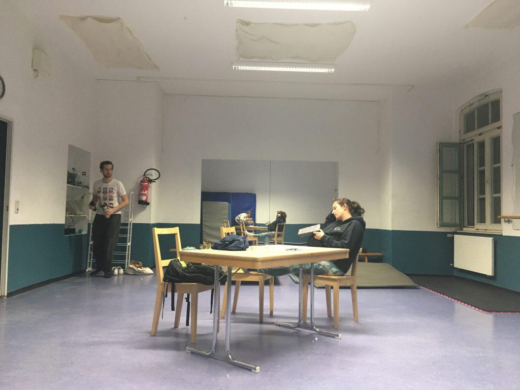 Rehearsal sneak-peak